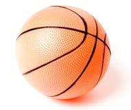 Toy Basketball. A children's imitation basketball Stock Image