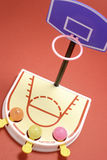 Toy Basketball Game Royalty Free Stock Image