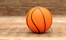Toy basketball Stock Photography