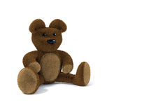 Toy bear Royalty Free Stock Image