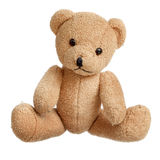 Toy bear isolated Stock Photo