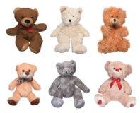 Toy Bears Fotografia Stock Libera da Diritti
