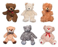 Toy bears Royalty Free Stock Photo