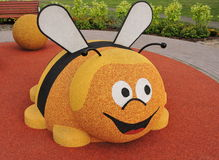 Toy- bee Royalty Free Stock Photos