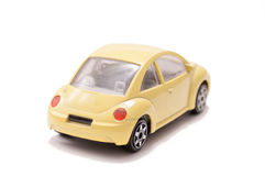 Toy beetle back Royalty Free Stock Photography