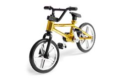 Toy bicycle Royalty Free Stock Image
