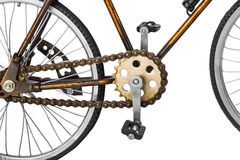 Toy bicycle Royalty Free Stock Photography