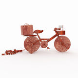 Toy bike. Stock Images