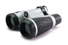 Toy binocular telescope Royalty Free Stock Images