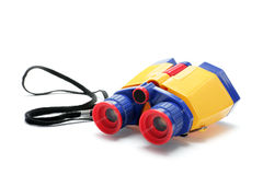 Toy Binoculars Stock Images