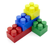 Toy block Royalty Free Stock Photo