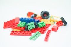 Toy Block Arkivbilder