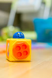 Toy block Stock Images
