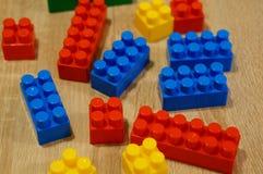Toy blocks Royalty Free Stock Photos
