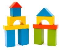 Toy blocks Royalty Free Stock Photography