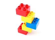 Toy Blocks Royalty Free Stock Photo