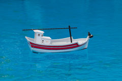Toy Boat imagens de stock royalty free