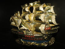 Toy Boat Arkivbilder