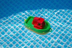 Toy Boat Stock Photography