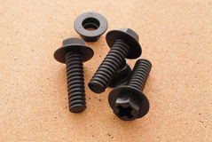 Toy Bolts Stock Photos