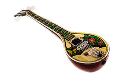 Toy bouzouki Stock Photography