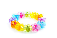 Toy bracelet Royalty Free Stock Images