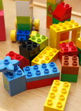 Toy bricks Royalty Free Stock Images