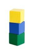 Toy Bricks Stock Photo