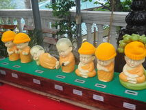 Toy Buddha Imagem de Stock