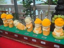 Toy Buddha Stock Image