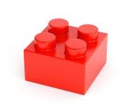 Toy building block Stock Photo