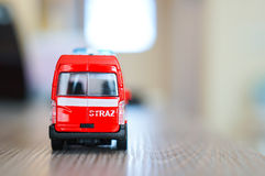 Toy bus Royalty Free Stock Photo