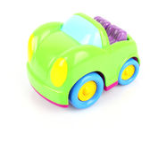 Toy cabriolet Stock Photos