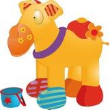 Toy camel Royalty Free Stock Image