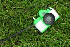 Toy camera Royalty Free Stock Photos