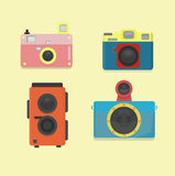Toy Camera Imagem de Stock Royalty Free