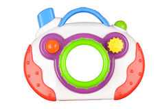 Toy camera Royalty Free Stock Photo