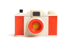 Toy camera Royalty Free Stock Photo