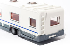Toy Camper Trailer Stock Photos