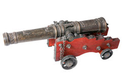 Toy cannon Stock Photography