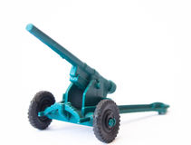 Toy Cannon Stock Images
