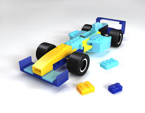 Toy car. Stock Photography