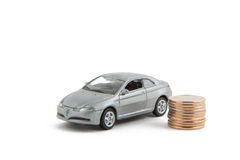 Toy Car. Royalty Free Stock Photo