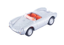 Toy car. Toy Automobile car model 1:75 scale stock image