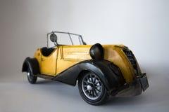 Toy Car de madera Foto de archivo