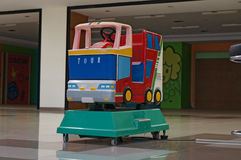 Toy car for kid Stock Photos