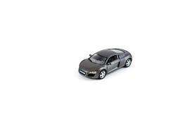 Toy Car lokalisierte auf Weiß Lizenzfreie Stockfotos