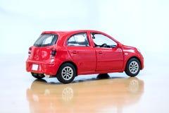 Toy Car Model royalty-vrije stock afbeeldingen
