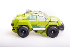 Toy Car,Off-road vehicles Royalty Free Stock Photography