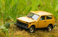 Toy Car Off-road Royalty Free Stock Images